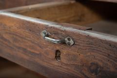 19thC Large French Fruitwood Shop Counter - 2136422