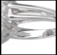 2 39 Carat Pink Sapphire Baguette Diamond Halo Platinum Gold Engagement Ring - 396434