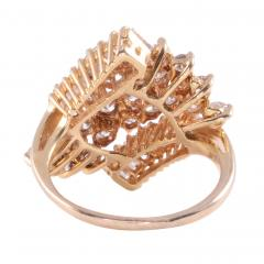 2 50 CTW VVS1 VS1 Diamond Cluster Ring - 2139593