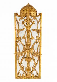 2 Hollywood Regency Gilt Carved Mirrors - 1224572