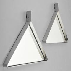 2 Large Mondellini Tria Mirrors - 1041647