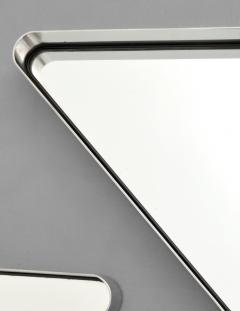 2 Large Mondellini Tria Mirrors - 1041650