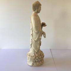 20th Century Blanc de Chine Buddha - 962785