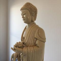 20th Century Blanc de Chine Buddha - 962786