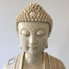 20th Century Blanc de Chine Buddha - 962787
