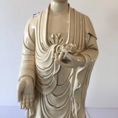 20th Century Blanc de Chine Buddha - 962790