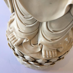 20th Century Blanc de Chine Buddha - 962792