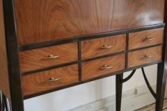 20th Century Italian Art Deco Secretary Desk - 664096