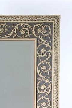 20th Century Wood Framed Wall Hanging Mirror - 1574324