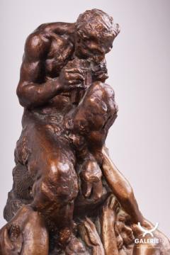 20th century Art Deco Czech Statue - 1771948