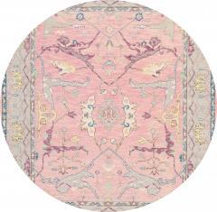 21st Century Contemporary Modern Oushak Style Wool Rug - 1493382