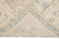 21st Century Contemporary Modern Oushak Style Wool Rug - 1493586