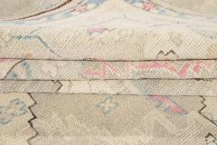 21st Century Contemporary Modern Oushak Style Wool Rug - 1493588