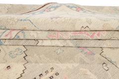 21st Century Contemporary Modern Oushak Style Wool Rug - 1493589
