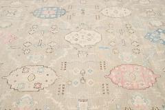21st Century Contemporary Modern Oushak Style Wool Rug - 1493593