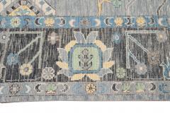 21st Century Contemporary Modern Oushak Style Wool Rug - 1493740