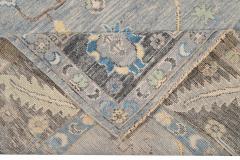 21st Century Contemporary Modern Oushak Style Wool Rug - 1493746