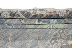 21st Century Contemporary Modern Oushak Style Wool Rug - 1493748
