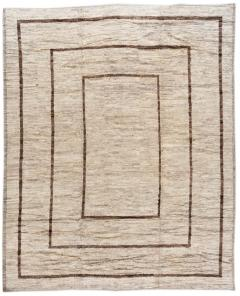 21st Century Contemporary Moroccan Oversize Wool Rug - 1558946