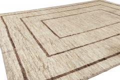 21st Century Contemporary Moroccan Oversize Wool Rug - 1558952