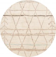 21st Century Contemporary Moroccan Style Wool Rug - 1468730