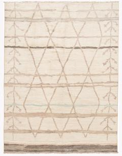 21st Century Contemporary Moroccan Style Wool Rug - 1468737
