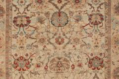 21st Century Contemporary Sultanabad Wool Rug - 1535394