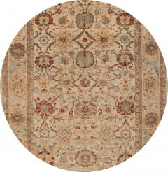 21st Century Contemporary Sultanabad Wool Rug - 1535395