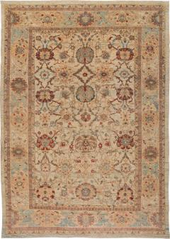 21st Century Contemporary Sultanabad Wool Rug - 1535397