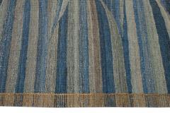 21st Century Modern Flatweave Kilim Style Wool Rug 9 x 12 - 1405371