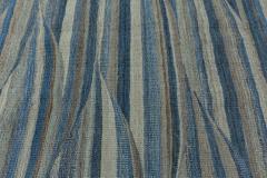 21st Century Modern Flatweave Kilim Style Wool Rug 9 x 12 - 1405372