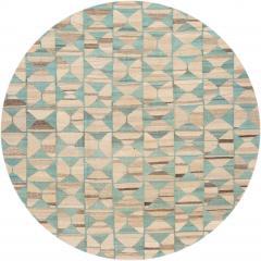 21st Century Modern Flatweave Kilim Style Wool Rug 9 x 14 - 1405302