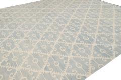 21st Century Modern Flatweave Kilim Wool Rug - 1554157