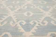 21st Century Modern Flatweave Kilim Wool Rug - 1554159
