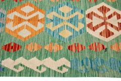 21st Century Modern Flatweave Kilim Wool Rug 8 x 12 - 1405628