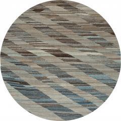 21st Century Modern Kilim Wool Rug 11 X 16 - 1405375