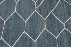 21st Century Modern Kilim Wool Rug 9 X 12 - 1405471