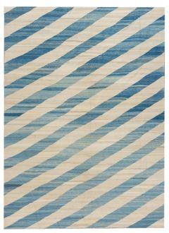 21st Century Modern Kilim Wool Rug 9 X 12 - 1405928