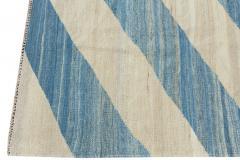 21st Century Modern Kilim Wool Rug 9 X 12 - 1405930