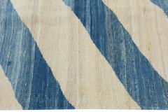 21st Century Modern Kilim Wool Rug 9 X 12 - 1405931