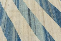 21st Century Modern Kilim Wool Rug 9 X 12 - 1405933