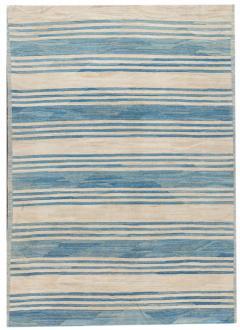 21st Century Modern Kilim Wool Rug 9 X 12 - 1405945