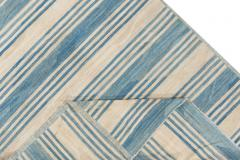 21st Century Modern Kilim Wool Rug 9 X 12 - 1405980