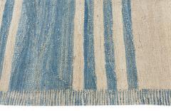 21st Century Modern Kilim Wool Rug 9 X 12 - 1405982