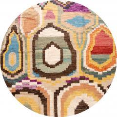 21st Century Modern Moroccan Style Wool Rug - 1409099