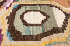 21st Century Modern Moroccan Style Wool Rug - 1409107