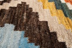 21st Century Modern Moroccan Style Wool Rug - 1409111