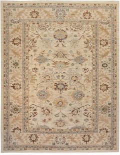 21st Century Modern Sultanabad Oversize Wool Rug - 1558683