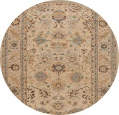 21st Century Modern Sultanabad Oversize Wool Rug - 1558708