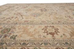 21st Century Modern Sultanabad Oversize Wool Rug - 1558727